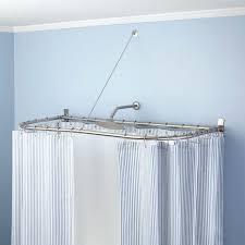 Bathroom Curtain Rod Walmart by The 25 Best Shower Rod Walmart Ideas On Pinterest Towel Tension