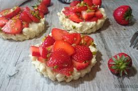 no bake erdbeertörtchen