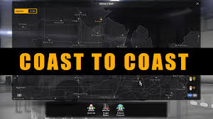 Coast To Coast Map 1.8 - American Truck Simulator Mods - YouTube North Coast Trucking Abbotsford Calgary California Hull Inc Flat Bed Hauling From To Awards Home Midwest Express Inc To Map V 241 Mod For American Truck Simulator Ats Tyco Us1 Electric 3225 Set Used 1 Over Dimensionalheavy Haul Jobs Best Image Kusaboshicom Coast To Map V23 By Mantrid 129x Mod Anthonys Uztrans Bandit Trucking Atlanta Ga Coast Since 1977 Tshirt Hoodie Who We Are Aman Truck Lines Llc