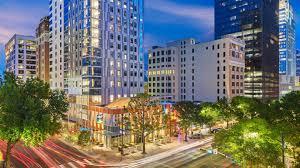 100 Austin City View Downtown TX Hotel Aloft Downtown