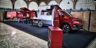 100 Food Truck News PEUGEOT FOODTRUCK WORLD PREMIERE Peugeot Design Lab