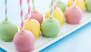cake pops rezepte mini kuchen am stiel für die