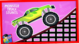 Monster Truck Stunts | Monster Trucks Videos For Children | Cartoon ... Very Pregnant Jem 4x4s For Youtube Pinky Overkill Scale Rc Monster Jam World Finals 17 Xvii 2016 Freestyle Hlights Bigfoot 18 World Record Monster Truck Jump Toy Trucks Wwwtopsimagescom Remote Control In Mud On Youtube Best Truck Resource Grave Digger Wheels Mutants With Opening Features Learn Colors And Learn To Count With Mighty Trucks Brianna Mahon Set Take On The Big Dogs At The Star 3d Shapes By Gigglebellies Learnamic Car Ride Sports Race Kids
