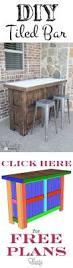 Outside Patio Bar Ideas by Best 25 Patio Bar Ideas On Pinterest Outdoor Patio Bar Diy