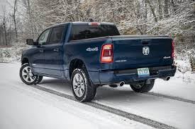 100 1500 Truck 2019 Ram North Edition Features Factory Lift Kit