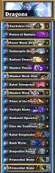 Hearthstone Malygos Deck Priest by Hearthstone Journey To Un U0027goro Dragon Priest Guide Old