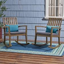 Colmena Acacia Wood Rustic Style Rocking Chair With Water ... My Favorite Finds Rocking Chairs Down Time Exciting Rattan Wicker Chair Cushions Agreeable Fniture Rural Grey Wooden Single Rocking Chair Departments Diy At Bq Outdoor A L Hickory 7 Slat Rocker In 2019 Handsome Green Tweed Cushion Latex Foam Rustic American Sedona Lowes For Inspiring Antique Classic Check Taupe Plaid Standish Darek La Lune Collection Belham Living Raeburn Rope And Wood Walmartcom