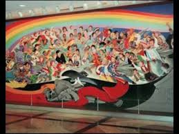 Denver International Airport Murals Removed by Denver Airport Part 1 Youtube