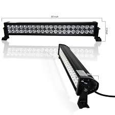 22 Inch 12v 120w Led Off Road Light Bar For Trucks Tractor Atv ... 5inch 40w Led Work Light Bar For Truck Motorcycle Gd Traders Aries Automotive 50 Doublerow 26 Best Of Off Road Lights Home Idea 315 Inch 180w 4x4 Led Curved Tractor Offroad 4wd 72018 F250 F350 Nfab Offroad 30 W Amazoncom Senlips 52 Inch 300w Install Of Westin Bar And Hella 500ff 18watt Vehicle Torchstar Kohree 108w Cree Spotflood Rc Deluxe Package Kit Torch Series Grilles