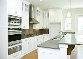 white kitchen cabinets quartz countertops hitmonster