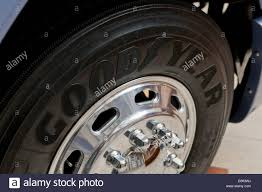 Goodyear Truck Tire Stock Photo: 53609854 - Alamy