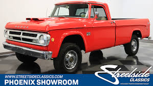 1969 Dodge D100 | Streetside Classics - The Nation's Trusted Classic ... Truck For Sale Panel 10 Vintage Pickups Under 12000 The Drive Classic Chrysler Jeep Dodge Ram Of Denton Elegant 1956 Pick Up Coronet For Sale Near Staunton Illinois 62088 Classics Ford F100 Gateway Cars 11sct 1937 Hot Rod Network 12 That Revolutionized Design Pickup Hd Recent Paint 1969 Fargo Camper Special Vintage Truck 1954 Power Wagon S29 Los Angeles 2017 H Series Us Army Issue Military 104302 Mcg Trucks 1991 Ill Buy Old