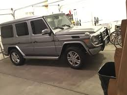 100 G Wagon Truck Whats It Like To Own A Mercedes Quora
