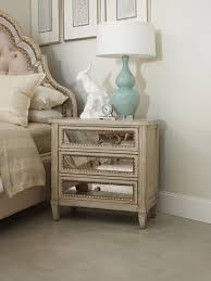 Hayworth Mirrored 3 Drawer Dresser by Mirrored Night Stands Model Med Art Home Design Posters
