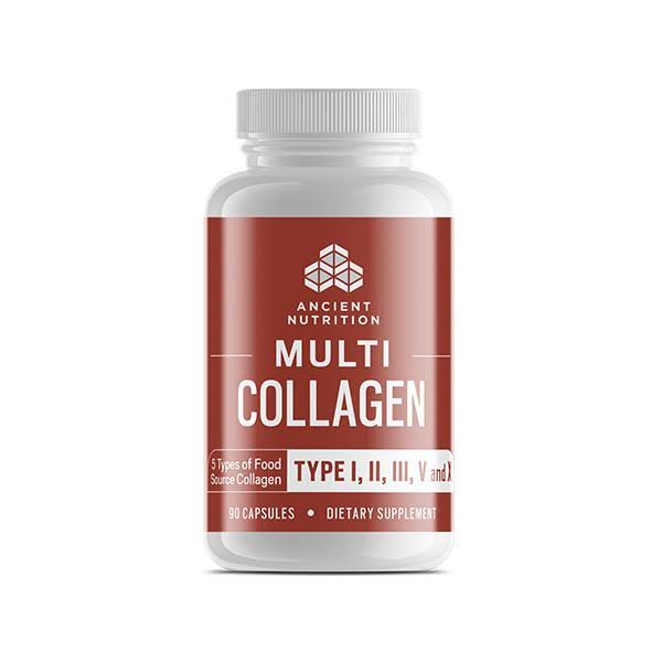 Dr. Collagen Multi Collagen Protein Supplement - 1lb, 90ct