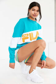 FILA X Urban Outfitters Alexa Crew Neck Sweatshirt
