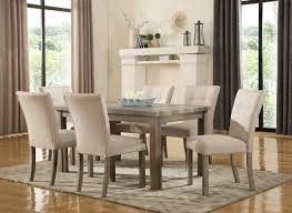Robb 7 Piece Dining Set & Reviews | Birch Lane Art Fniture Inc Saint Germain 7piece Double Pedestal Ding Laurel Foundry Modern Farmhouse Isabell 7 Piece Solid Wood Maracay Set Rectangular Ding Table 6 Chairs Vendor 5349 Lawson 116cd7gts Trestle Gathering Table With Hampton Bay Covina Alinum Outdoor Setasj2523nr Torence 7piece Counter Height 7pc I Shop Now Mangohome Liberty Lucca Formal Two And Hanover Rectangular Tiletop Monaco Splat Back Chairs By Grayson Ash Gray Wicker Round