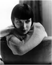 Louise Brooks Severe Bob Hairstyle Represents 1920s Beauty And Also Ushered In A Sense