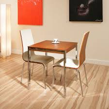 Dining Table Set For 2 Small Black 3 Pc Counter Height View Larger