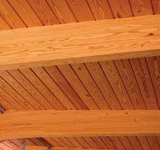 tongue and groove wood roof decking pavilion standard or open knee southern yellow pine