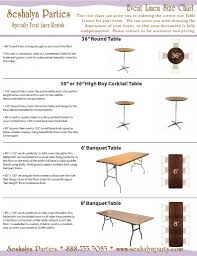Don't Know What Size Table Linens To Use For Your Tables? Download ... Cocktail Tables Celebrations Party Rentals Square Wooden Banqueting Table In An Assortment Of Sizes How Many Guests Can I Seat At My Tablebasescom Australian Smline Trtles Is Australias Leading Supplier And Chairs Redwood City Ca Aabco Rents Sells Inc Tables Pogo 36 Round Wood Banquet Folding Chairs White Chair 1888builders Wedding Black Laminate Set With 4 Trapezoidal Back A Affair Flash Fniture Tpwal36rdgg Highgloss Walnut