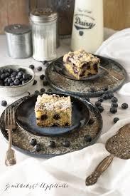 blaubeer schmand zitronenkuchen mit streuseln