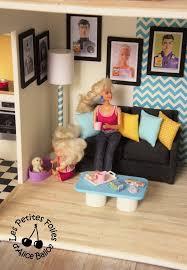 Barbie Living Room Furniture Diy by 25 Unique Barbie Room Ideas On Pinterest Bedroom Ideas For
