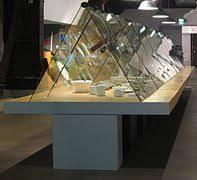 Tent Shaped Displays In Design Museum