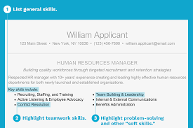 General Skills For Resumes, Cover Letters, And Interviews Nursing Skills List Resume New Strengths For Fresh To 99 How Your On A Wwwautoalbuminfo List Of Skill Rumes Tacusotechco Best Photos And Abilities And Administrative Assistant Unique Hr Additional Free Examplesskills For Soft Skills Put Skill Words Cook Personal Assistant Sample