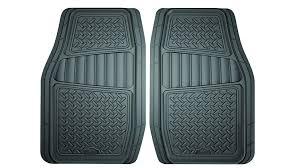 100 Truck Floor Mat Amazoncom Custom Accessories Armor All 78831 2Piece Grey All