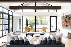 100 Modern Homes Decor 5 With Exposed Timbers Dwell Living Room Large Windows