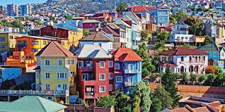 100 Houses In Chile Protours Valparaiso Houses Contours Travel Experts In