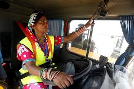 100 Dump Truck Drivers In Pakistans Coal Rush Some Women Drivers Break Cultural Barriers