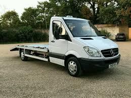 100 Mercedes 6 Wheel Truck Sprinter Recovery 1 Foot Bed In London Gumtree
