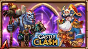 Castle Clash Pumpkin Duke Best Traits by Rolling For New Hero Wallawalla Castle Clash Youtube