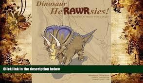 BEST PDF Dinosaur HeRAWRsies A Coloring Book For Fans Chandra Reyer READ ONLINE