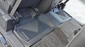 Chevy Colorado Weathertech Floor Mats by Review Husky X Act Contour Floor Liners The Garage Gm Trucks Com