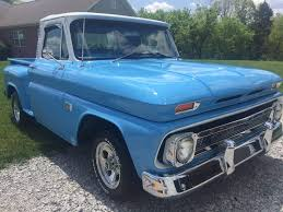 100 1966 Chevy Truck C10 Jim J LMC Life