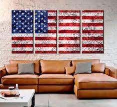 Custom Spray Painted Canvas 16 x 20 AMERICA