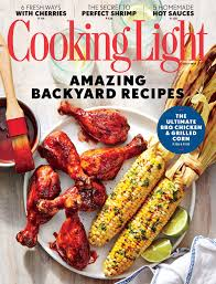 July 2017 Magazine Features Cooking Light