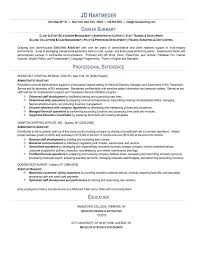 Profile Summary In Resume For Freshers Mba Sample Professional Resumes Popular Examples