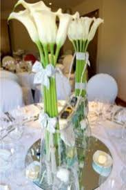 Spring Wedding Table Centerpieces