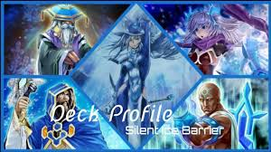 deck profile silent ice barrier may 2016 youtube