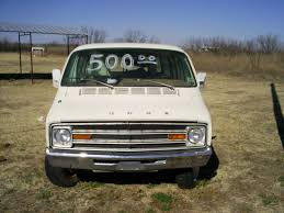 1974 Dodge Van - Information And Photos - MOMENTcar Dodge Dw Truck Classics For Sale On Autotrader 1974 Ram 74do8465c Desert Valley Auto Parts Curbside Classic 1975 Power Wagon A Sortof Civilized Automotive History The Case Of Very Rare 1978 Diesel 7 Best Movie Pickup Trucks Macho Sale Bat Auctions Sold D100 57 Hemi V8 Five Speed Custom Pickup Youtube Bangshiftcom Big Horn Semi Classiccarscom Cc1074735 1985 Duall Rear Axle Steel Cowboys Pinterest W200 Crew Progject Resource Forums