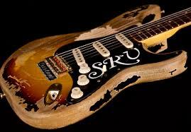 2003 Fender Custom Shop Stevie Ray Vaughan SRV Number One Tribute Stratocaster