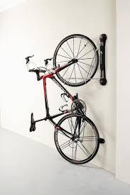 Ceiling Bike Rack Flat by Wall Mounted Bike Rack That Allows You To Swivel The Bikes Nearly