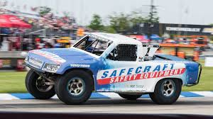 100 Stadium Super Truck Sheldon Creed Sweeps S Weekend With Win In Race