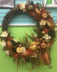 Chair Caning Supplies Michaels by Large Fall Wreath 2016 Floral Design Tara Powers Michaels Of