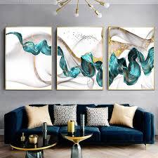 grün treiben fliegen abstrakte wand kunst bild leinwand