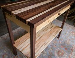 Coffee Tables Butcher Block Coffee Table Plans Butcher Block